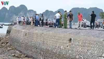 Nạn nhân cuối cùng trong vụ ô tô lao xuống biển không qua khỏi