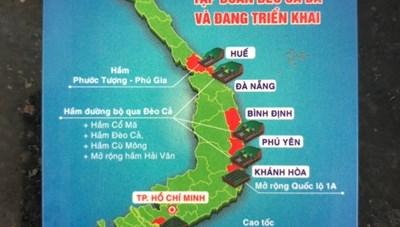 Thẻ thu phí cao tốc Bắc Giang-Lạng Sơn: Sẽ in lại hình ảnh Hoàng Sa, Trường Sa