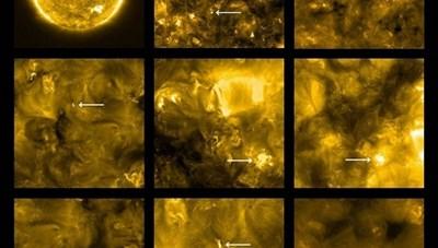 NASA công bố ảnh chụp gần bề mặt Mặt Trời nhất