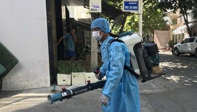 Bệnh nhân 418 đã từng đến 3 cơ sở y tế tại Đà Nẵng
