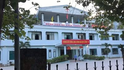 Bệnh viện Đa khoa Quảng Ngãi tạm ngừng tiếp nhận bệnh nhân
