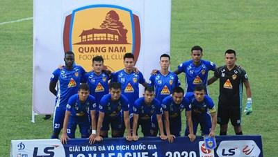 CLB Quảng Nam phải tự cách ly vì trợ lý HLV tới Bệnh viện C Đà Nẵng