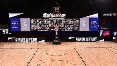 Microsoft đưa người hâm mộ trở lại sân bóng rổ bằng công nghệ AI