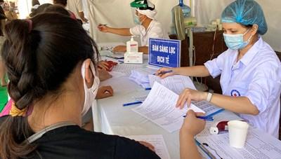 Bệnh viện Hà Nội tái khởi động chống Covid-19