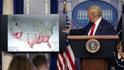 Tổng thống Trump muốn mở cửa trở lại trường học vào mùa thu tới
