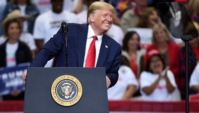 Tiết lộ thu nhập của Tổng thống Trump
