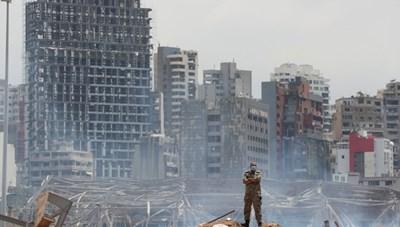 Người Australia lo nhà máy trữ 12.000 tấn amoni nitrat sau vụ nổ ở Li Băng
