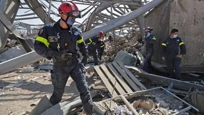 Cạn hy vọng tìm thấy người sống sót sau vụ nổ Beirut