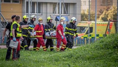 Hỏa hoạn tại chung cư ở Séc làm 11 thiệt mạng