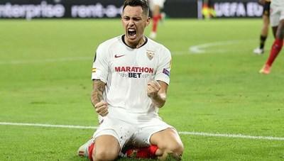 Sevilla đấu Man Utd ở bán kết Europa League