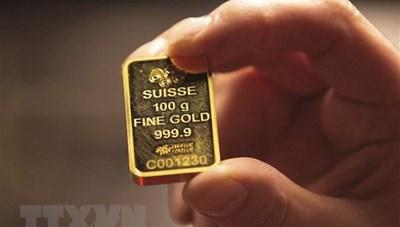Giá vàng thế giới giảm tới hơn 93 USD trong một ngày