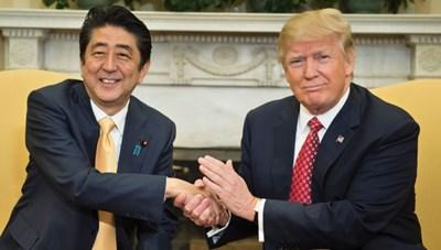 Tổng thống Trump tiếc nuối về quyết định từ chức của ông Abe Shinzo