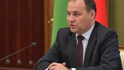 Thủ tướng Belarus tiêm vaccine Covid-19 của Nga