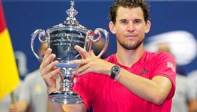 Dominic Thiem vô địch đơn nam US Open 2020