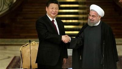 Trung Quốc - Iran 'bắt tay chặt', phương Tây 'đau đầu'