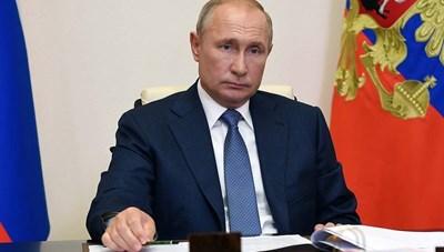 Tổng thống Putin: Nga đủ sức đối phó với các lệnh trừng phạt