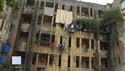 Thái Bình: Tái định cư 244 hộ dân sinh sống trong khu tập thể xuống cấp