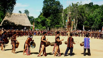 Gia Lai: Bảo tồn văn hóa cồng chiêng