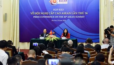 ASEAN Summit lần thứ 36: Lãnh đạo ASEAN không 'lẩn tránh' vấn đề Biển Đông