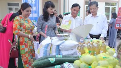 Nam Định: Đồng hành cùng các ý tưởng khởi nghiệp của phụ nữ