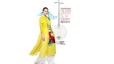 Định danh cho tà áo dài Việt Nam