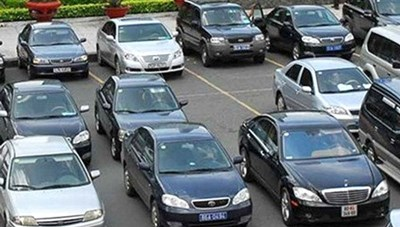 Hà Nội: Thanh lý gần 400 xe công