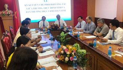 Khánh Hòa: Ký quy chế phối hợp giữa Thường trực HĐND và MTTQ tỉnh