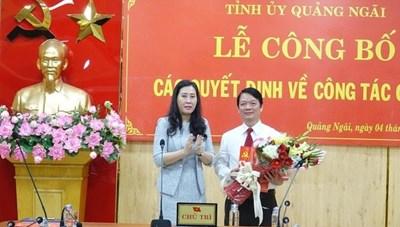 Trưởng ban Tổ chức Tỉnh ủy Quảng Ngãi đang hôn mê