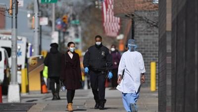 Mỹ ghi nhận hơn 47.000 ca nhiễm Covid-19 chỉ trong một ngày