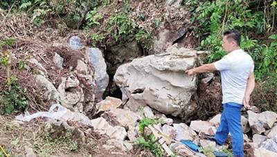 Cao Bằng: Hỗ trợ gia đình 2 nạn nhân tử vong do ngạt khí dưới hang