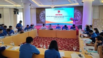 Khánh Hòa: Giao ban công tác Đoàn cụm Duyên hải Nam Trung bộ