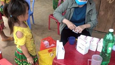 Ca thứ 16 dương tính với bệnh bạch hầu ở Đắk Nông