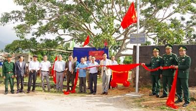 'Ánh sáng vùng biên' ở biên giới Quảng Bình