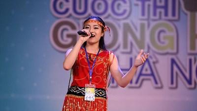 Giọng hát hay Hà Nội 2020