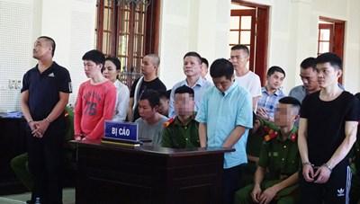 Xét xử cựu thiếu tá công an cùng đồng bọn buôn bán hơn 20kg ma túy