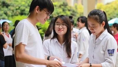 132 thí sinh được miễn thi tốt nghiệp, tuyển thẳng vào ĐH