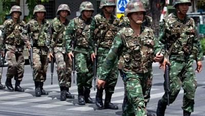 Chính phủ Thái Lan đề xuất  ngân sách quốc phòng 7,2 tỷ USD
