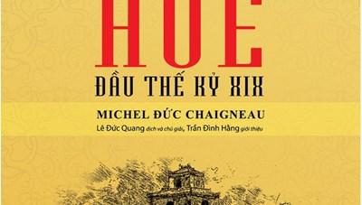 Hồi ức về kinh thành Huế đầu thế kỷ XIX