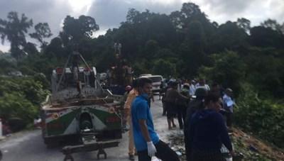 Thông tin mới nhất về vụ TNGT khiến 40 người thương vong ở Kon Tum
