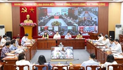 BẢN TIN MẶT TRẬN: Chủ tịch Mặt trận 'đặt hàng' 5 thành phố trực thuộc Trung ương