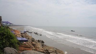 Hai du khách bị đuối nước tại biển Sầm Sơn