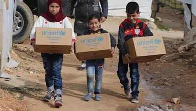 EU quan ngại về kế hoạch viện trợ cho Syria