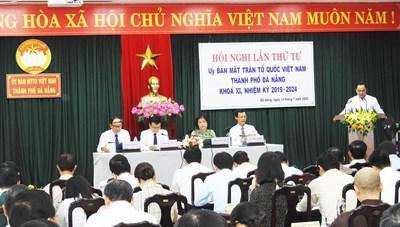 Đà Nẵng: Mặt trận huy động nhiều nguồn hỗ trợ phòng, chống Covid-19