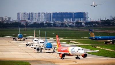 Đề xuất mở đường bay thương mại quốc tế từ tháng 8