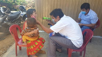 Đắk Lắk, Gia Lai: Thêm nhiều trường hợp dương tính với bạch hầu