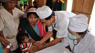 Quảng Nam: Trường hợp nghi nhiễm bạch hầu đã âm tính