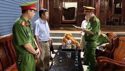 Lùm xùm vụ Đề án Ơ Đu tại Nghệ An: Bắt khẩn cấp Giám đốc Công ty Văn Sơn