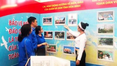 Hòa Bình: Ủng hộ gần 2,5 tỷ đồng cho quân, dân huyện đảo Trường Sa