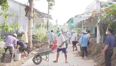Ninh Thuận: Thực hiện 309 cuộc giám sát cộng đồng