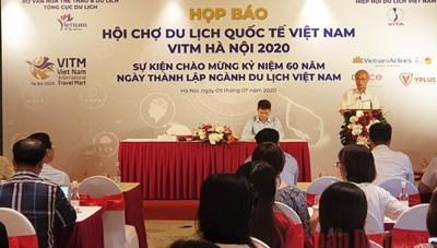 Hoãn hội chợ Du lịch quốc tế Việt Nam